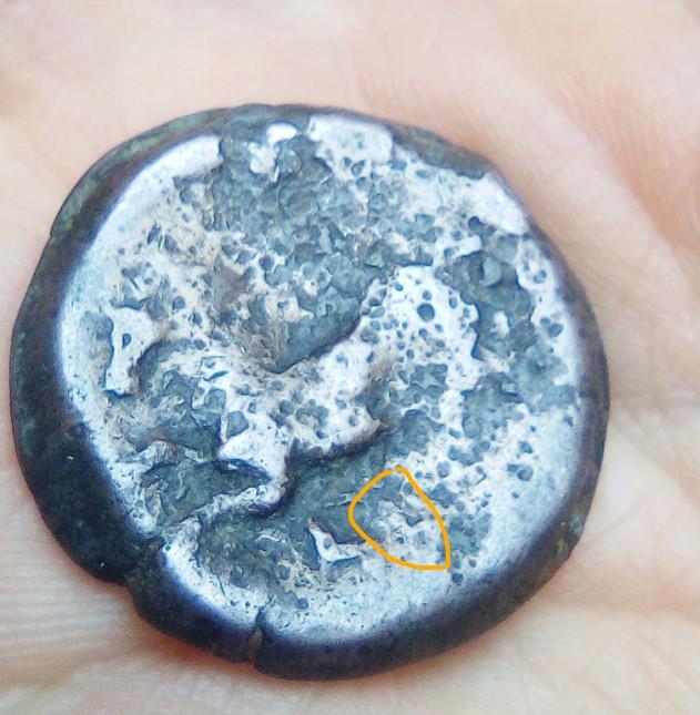 Unité de bronze numide Massinissa / Micipsa Annota10