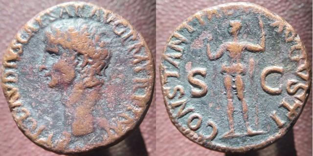Maximiani Monetae - Page 33 Claude10