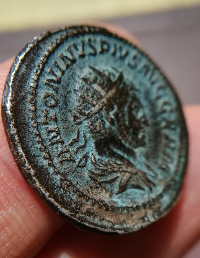 Caracalla antoninien RIC 275 Img_2025
