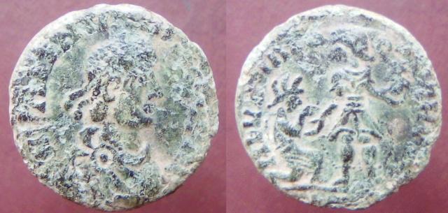Maximiani Monetae - Page 5 Valent10