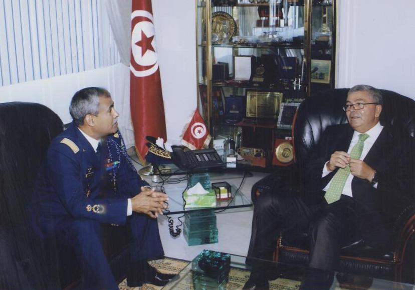 Coopération militaire Maroc-Tunisie Tunisi10