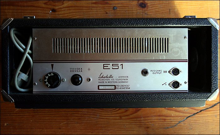 Echos Vintage Echole14