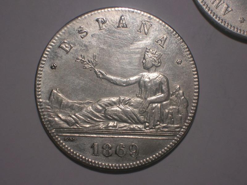 5 Pts. del G. Prov. (Madrid, 1869 d.C) ¿Falsa? Dscn2417