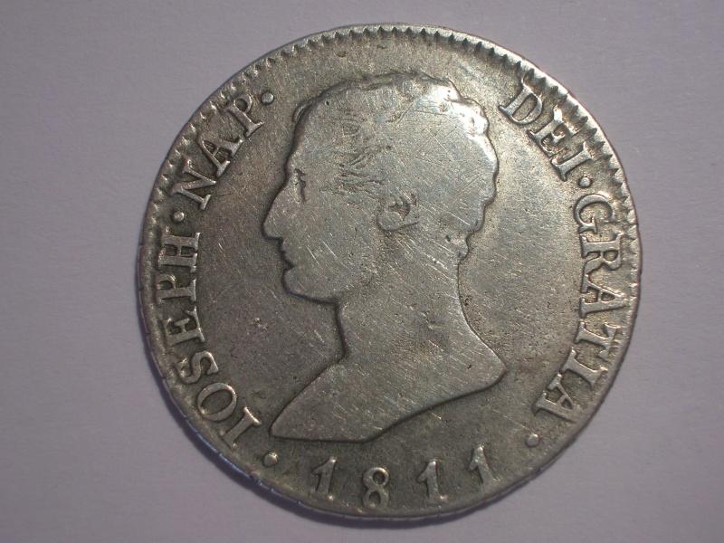 4 Reales de Jose I (Madrid, 1811 d.C) Dscn2425