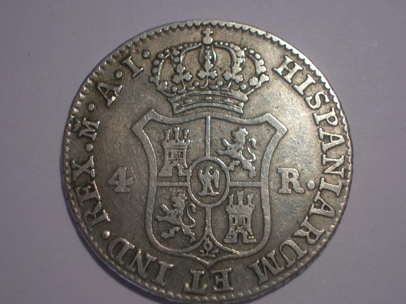 4 Reales de Jose I (Madrid, 1811 d.C) Dscn2426