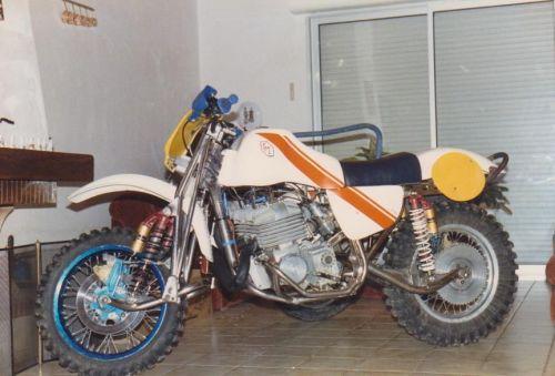 Projet cadre GSXR + moteur 2T 1000cc Maico Jumbo10