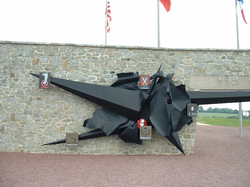 Musée WW2 - Mémorial de Montormel - La Bataille de la Poche de Falaise. ( Normandie ) Dscf0010