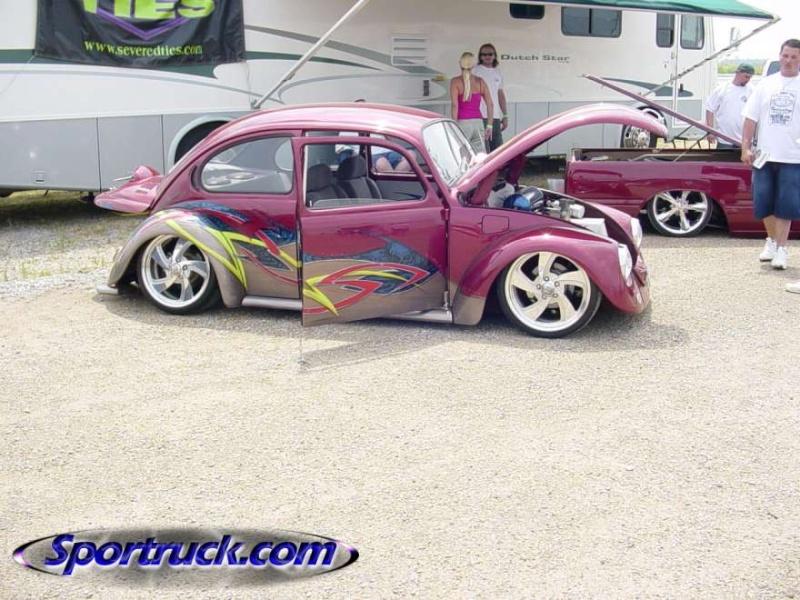 VW AIRCOOLED 8410