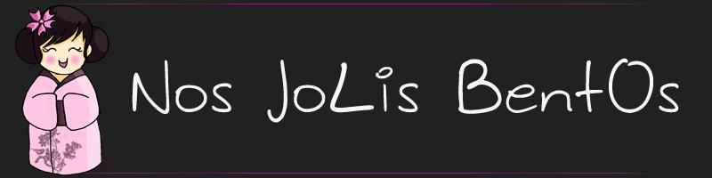 Nos JoLis BentOs..