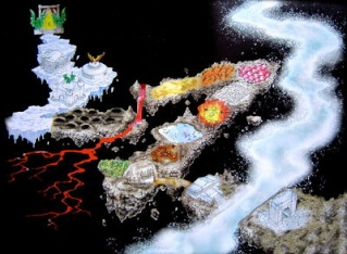 Aventura 2: A ambição de Alberich. Neve vermelha. - Página 4 Normal11