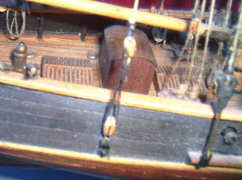 La TOULONNAISE construite en 1823 Arrier10