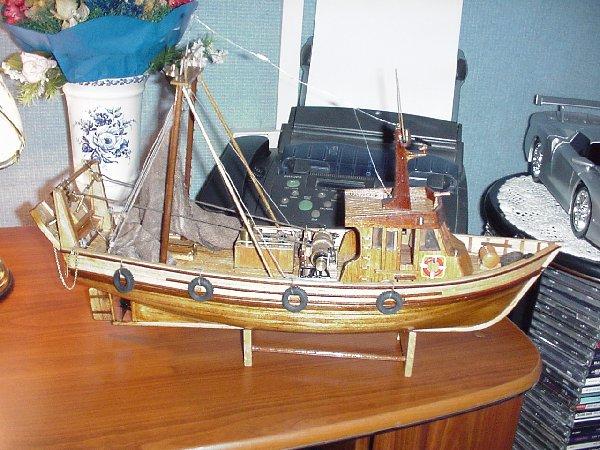 Futur bateau présenté Chalut19