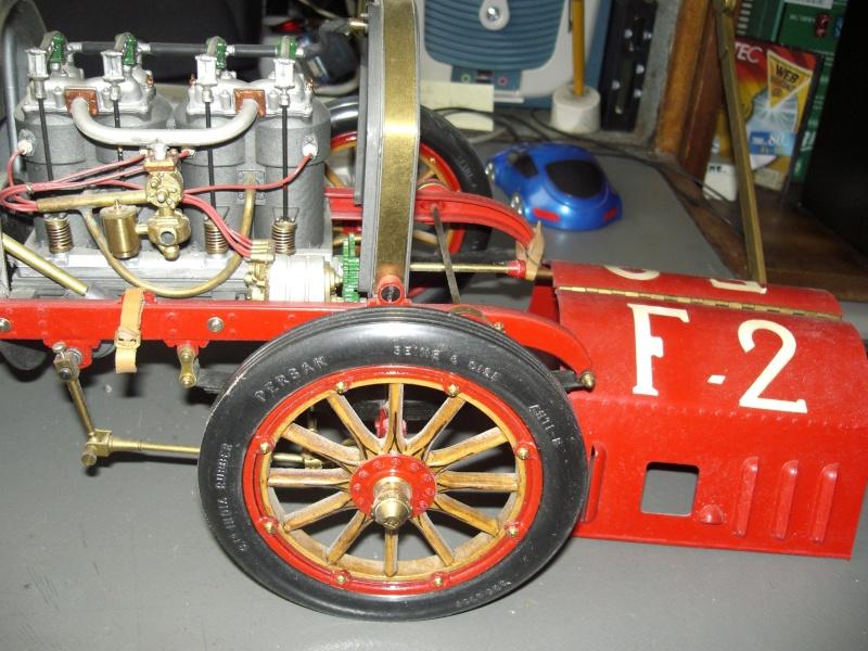 La FIAT gP 1907. Fiat_a12
