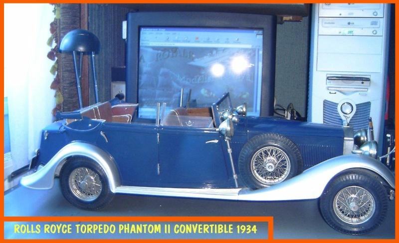 ROLLS-ROYCE TORPEDO PHANTOM II CONVERTIBLE 1934 Rolls_12