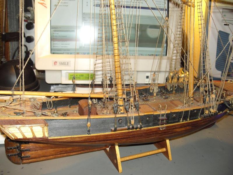 La TOULONNAISE construite en 1823 Toulon10