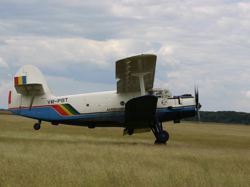 Antonov An-2 Zbor1210
