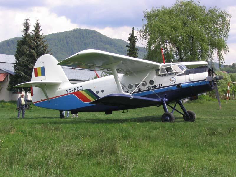 Antonov An-2 Zbor2010