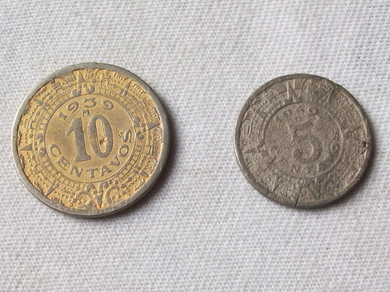 monedas de aluminio 100e0713
