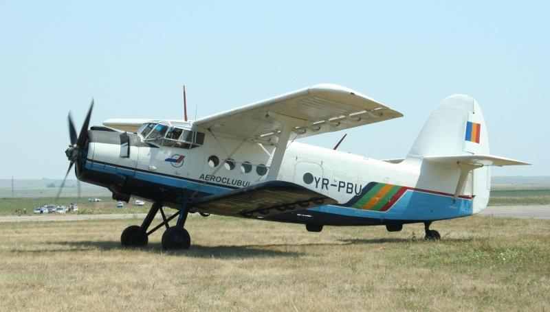 Antonov An-2 Yr-pbu10