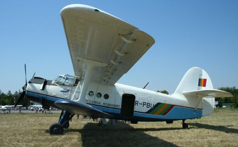Antonov An-2 Yr-pbu11