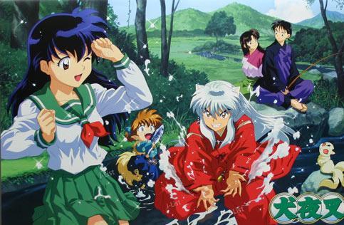 les selections manga  Inuyas10
