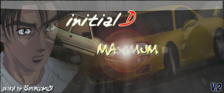 Initial D Maximum