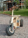 drevena trojkolka Trike110