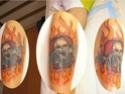 Alain Tattoo Tat310