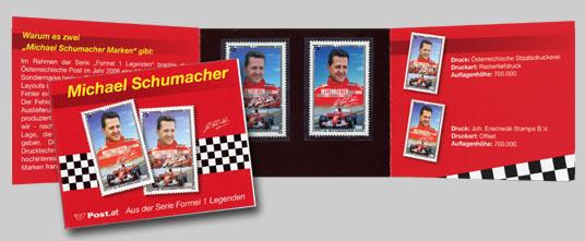 Schumacher-Marken 83070110