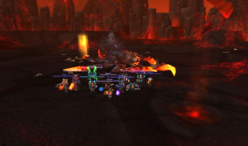 Ashes Of Phoenix - Portal Wowscr19