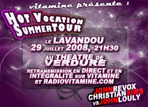 [29.07.08 - 21h30] Vitamine - Retransmission du Lavandou News_h10
