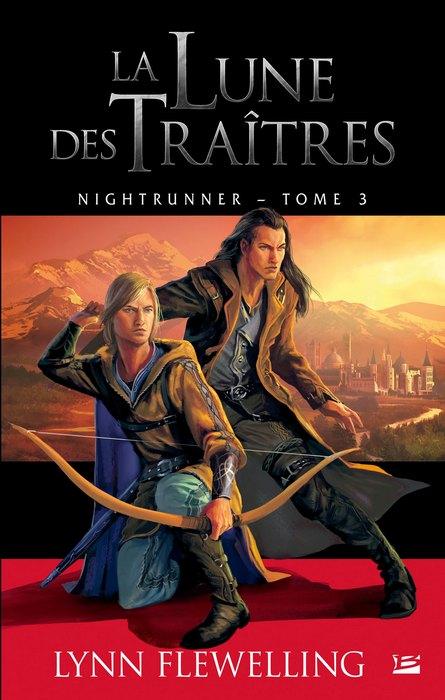 NIGHTRUNNER (Tome 3) LA LUNE DES TRAÎTRES de Lynn Flewelling Nightr14