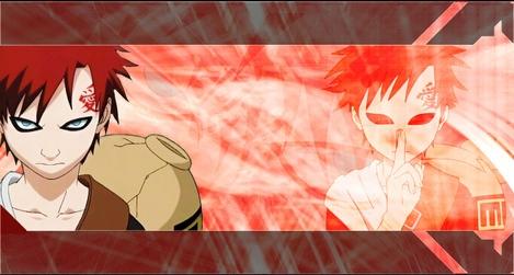 Evolução de Naruto Gaarad10