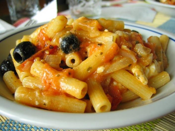 RICETTE SANE Pasta_12