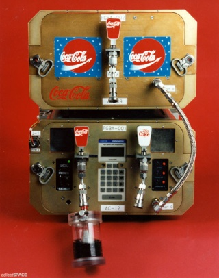 "STS-51F ""Carbonated Beverage Dispenser Evaluation"" Cocaco10"