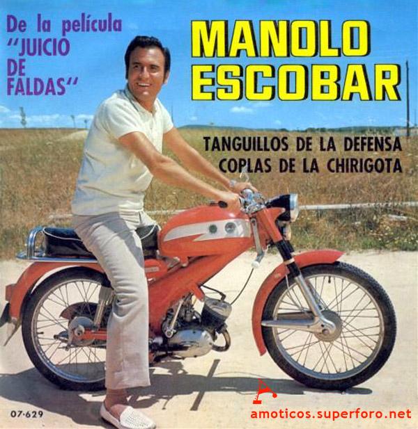 Manolo Escobar y su Antorcha Escoba10