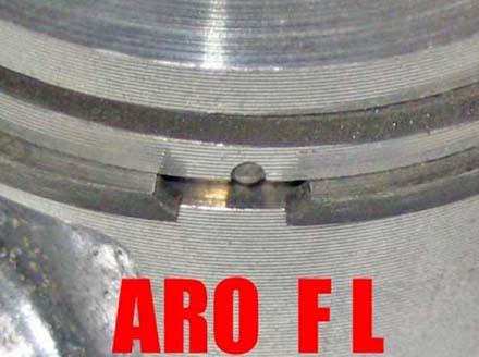 Restauración Ducati TT 1ª Serie Fresad11