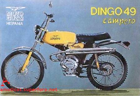 Las Guzzi Dingo de Fermin G_ding11