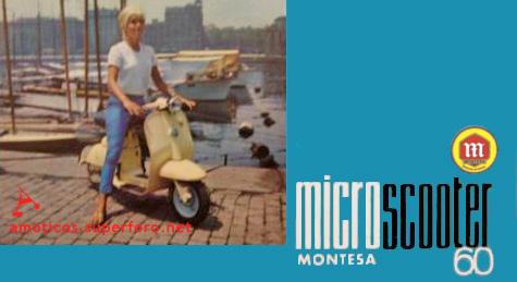 La Montesa MicroScooter de D. Antonio Micros15