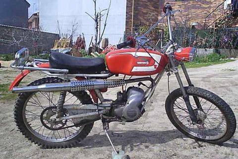 La Ducati MT 50 TT Mt5010