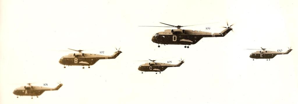 [Aéronavale divers] SUPER FRELON - Page 16 Numari62