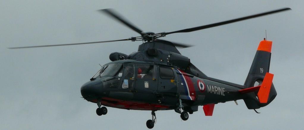 [ Aéronavale divers ] Hélicoptère DAUPHIN - Page 3 P1150744