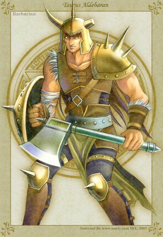 Saint Seiya - Les Chevaliers du Zodiaque Golden15