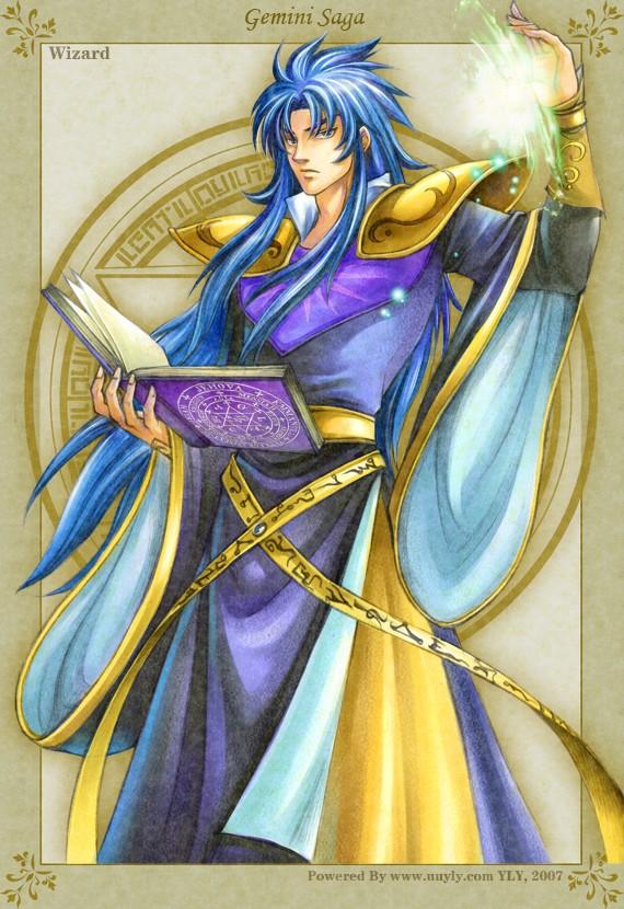 Saint Seiya - Les Chevaliers du Zodiaque Golden16