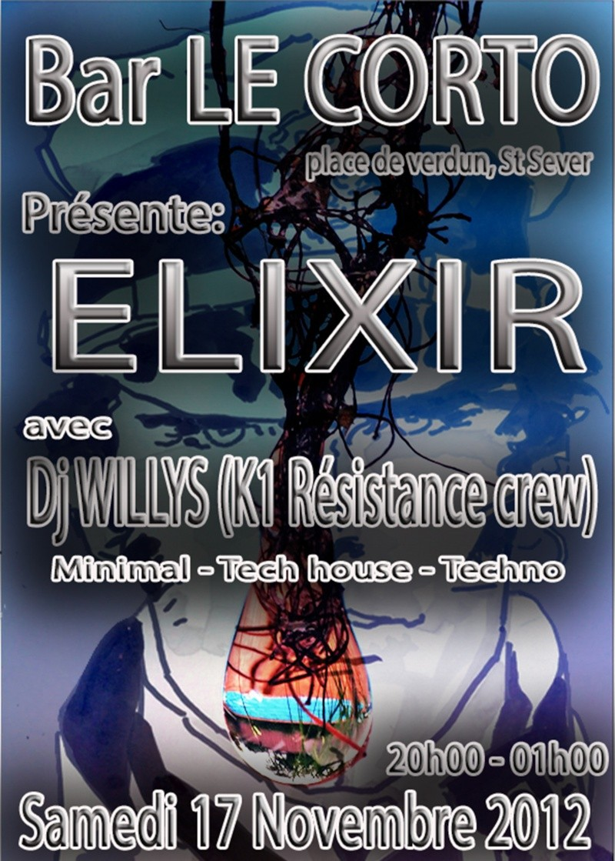 Willys @bar LE CORTO - St Sever (landes) le 17 novembre 2012 Soirae10