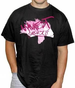 Le 1 Sujet -Style De Hip Hop - T-shirt - Mfst-t10