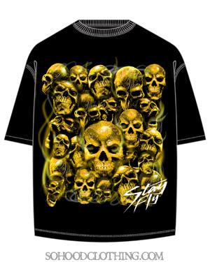 Le 1 Sujet -Style De Hip Hop - T-shirt - Shirt_10