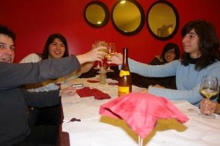 Vejam as fotos do jantar de fim de época =) Redes11