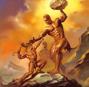 Thor, Dios del trueno Thor_110