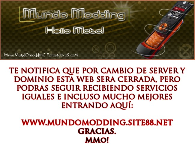 visita www.mundomodding.net